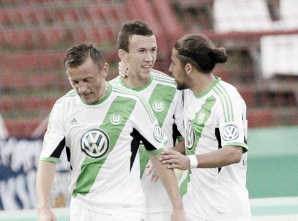 El Wolfsburgo se complica la Champions