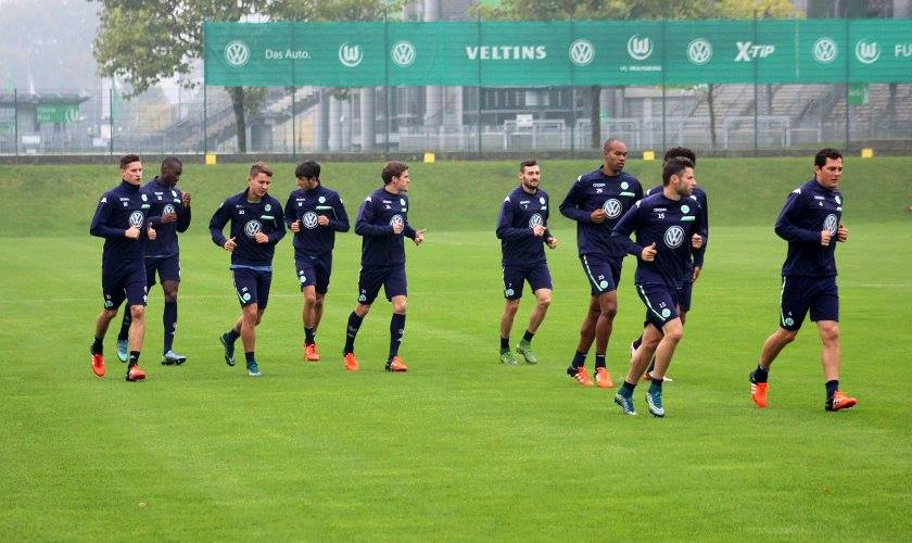 ¿Por qué hay equipos de la Bundesliga entrenando?