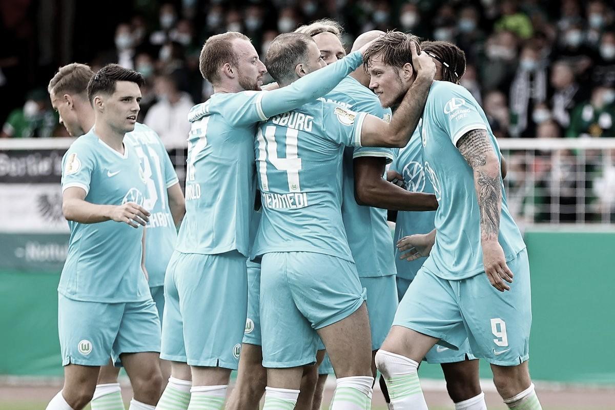 Gran jornada de domingo en la Copa alemana