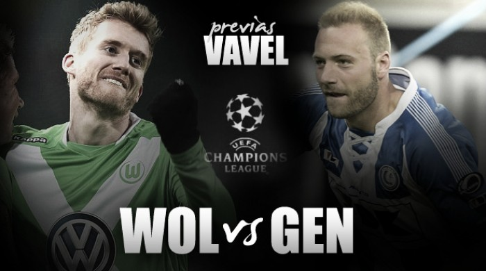 Wolfsburgo - Gante: el lobo no quiere sorpresas