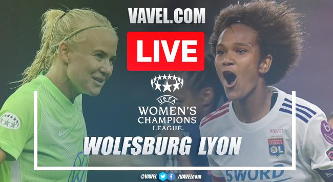 Wolfsburg1-3 Lyon: Les Lyonnaises win a record fifth straight Champions League!