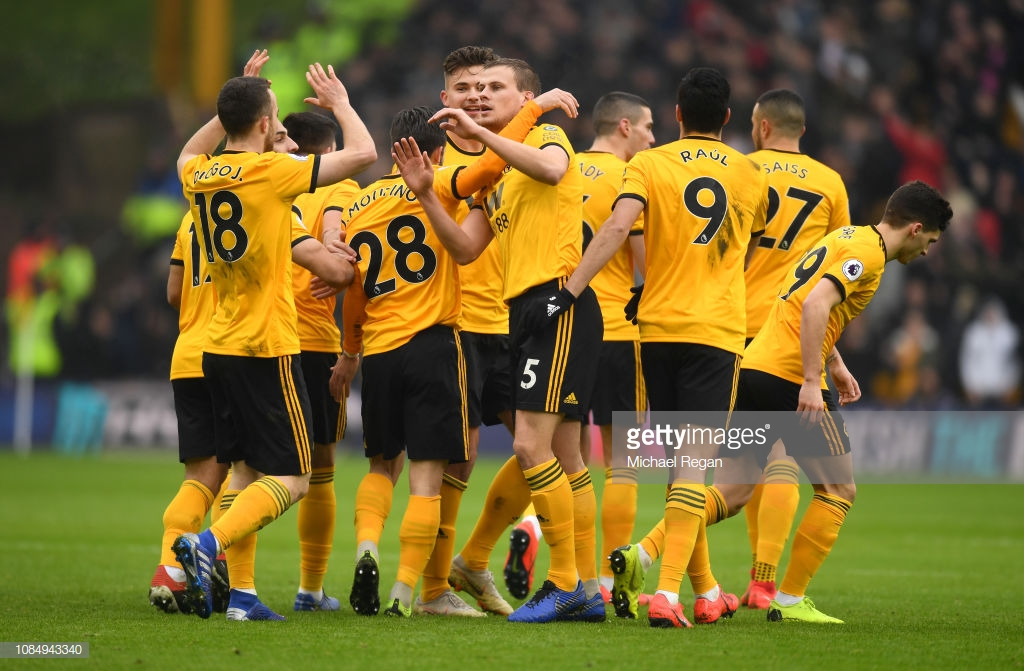 As it happened: Jota scores hat-trick as Wolves win a seven goal thriller against Leicester