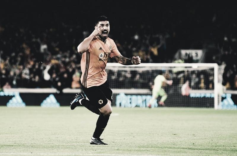 Com golaço de Ruben Neves, Wolverhampton garante empate diante do Manchester United