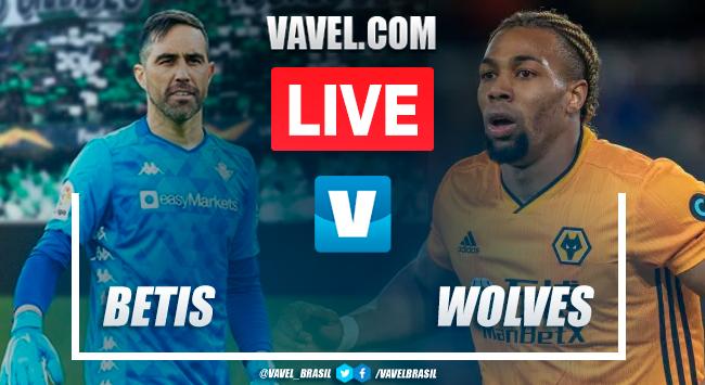 Gols e melhores momentos deReal Betis 0x1 Wolverhampton em Amistoso Internacional