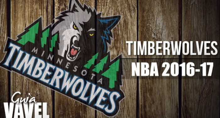 Guía VAVEL NBA 2016/17: Minnesota Timberwolves