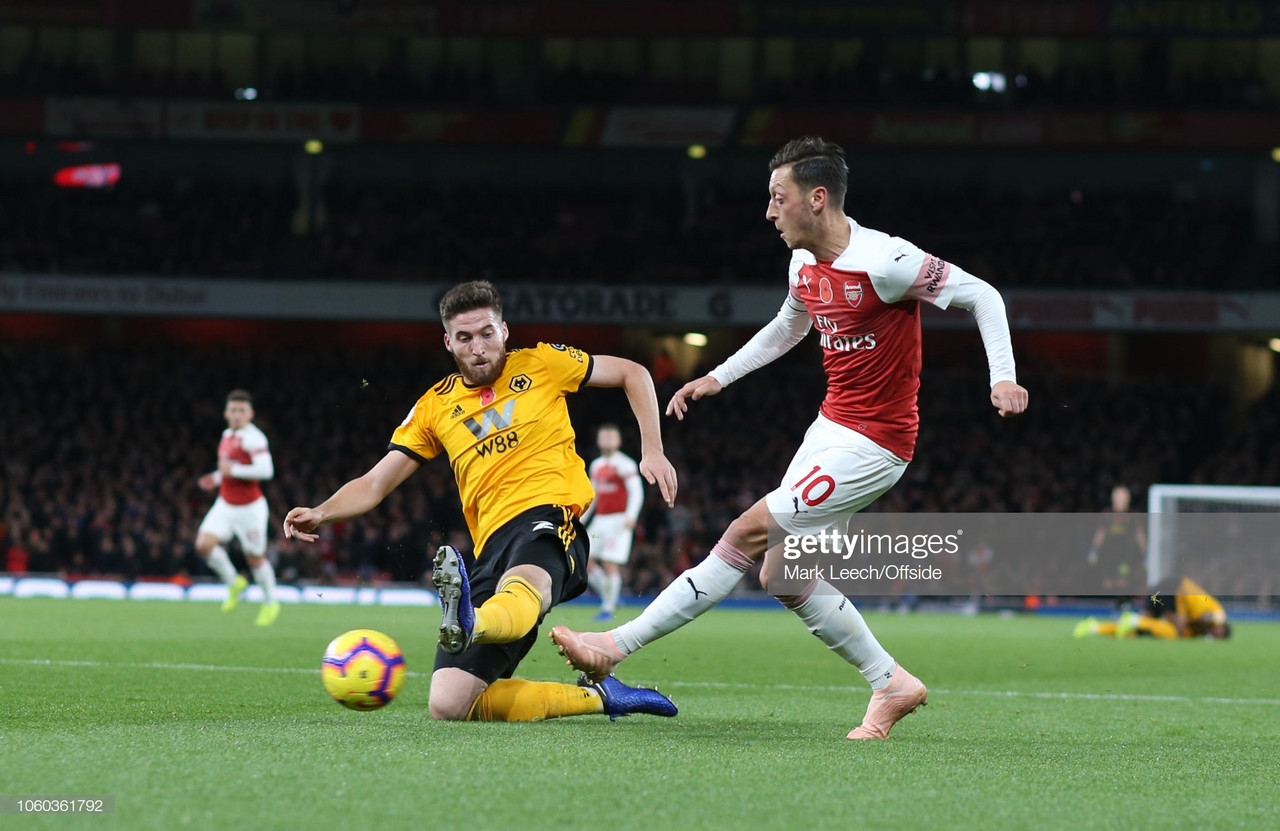 Wolverhampton Wanderers vs Arsenal Preview: Gunners look to get top four charge back on track