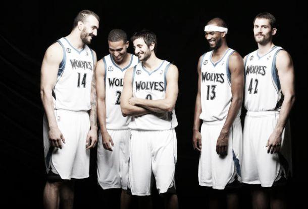 Minnesota Timberwolves 2013/14