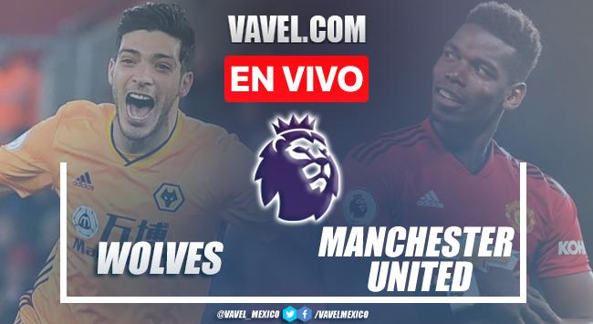 Gol y resumen del Wolves 0-1 Manchester United en Premier League 2021