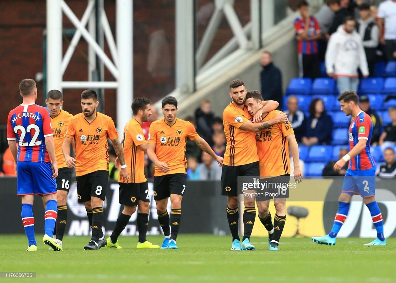 Crystal Palace v Wolverhampton Wanderers: Pre-match Analysis
