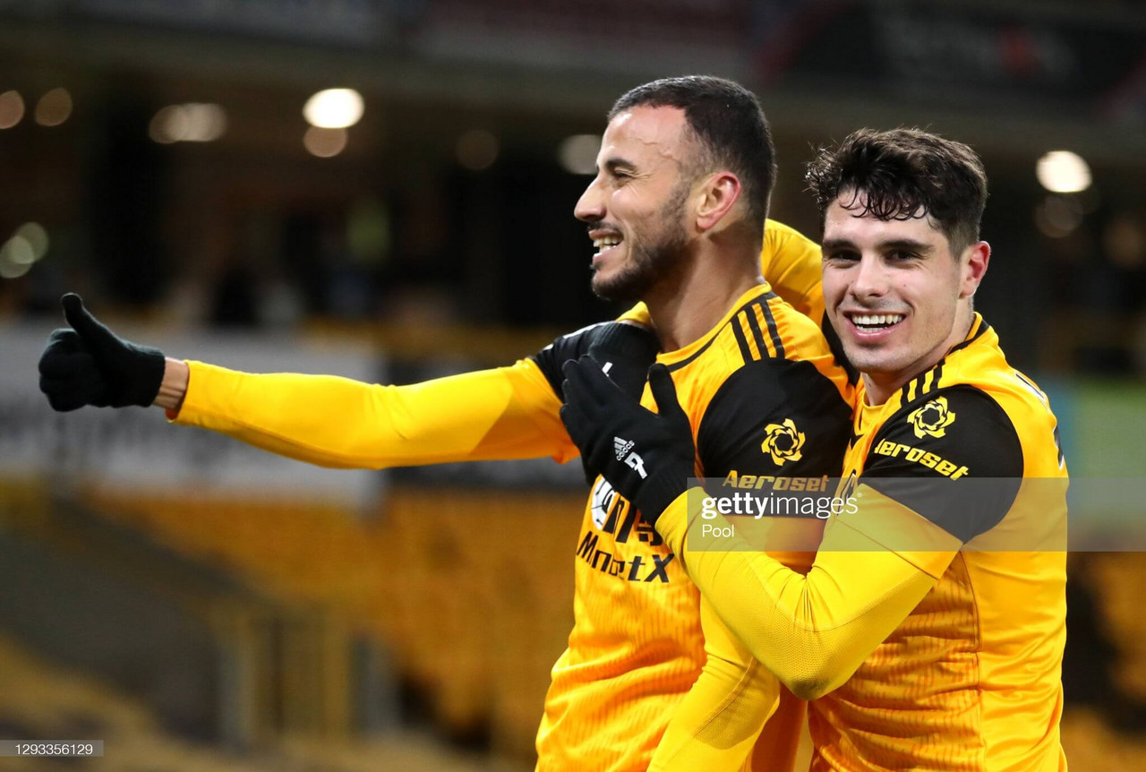 Wolves 1-1 Tottenham Hotspur- Late Saiss header rescues points for Wanderers