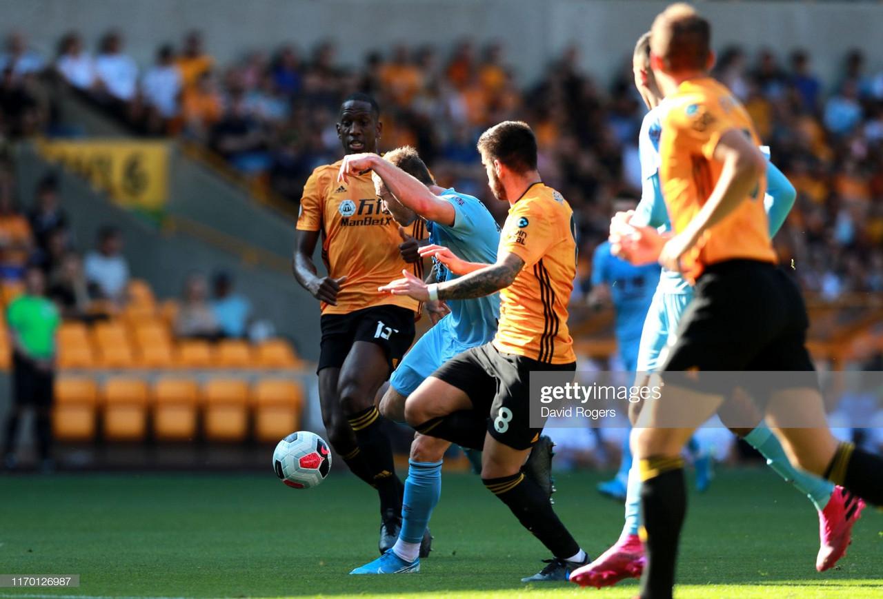 Wolves 1-1 Burnley: Late Jimenez penalty denies Clarets first away win