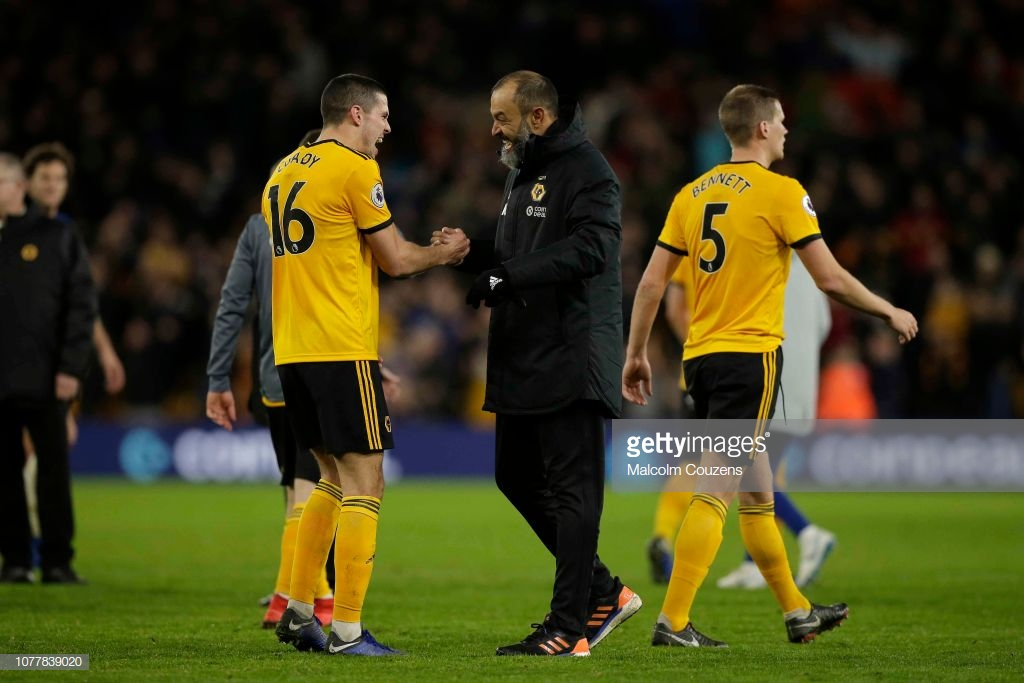 Wolverhampton Wanderers 2-1 Chelsea: A miraculous comeback ended hosts winless run