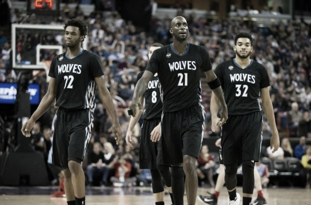 Minnesota Timberwolves 2015: una nueva esperanza