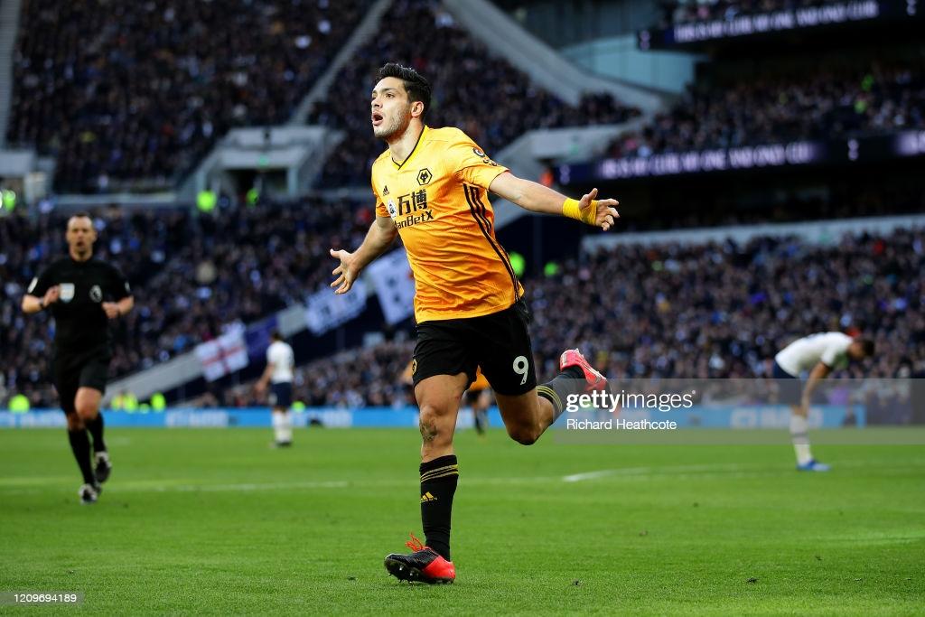 Wolverhampton Wanderers Vs Tottenham Hotspur: Predicted lineups