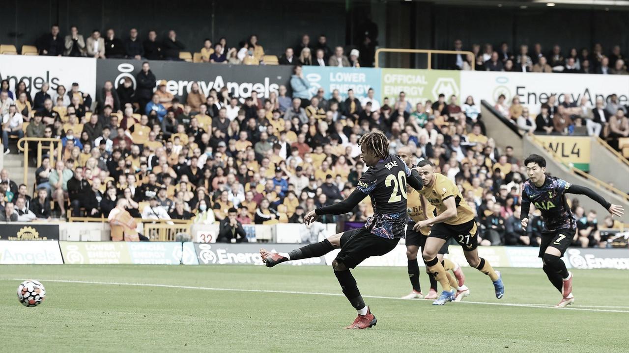 No retorno de Nuno ao Molineux, Tottenham bate Wolves e vence segunda na Premier League