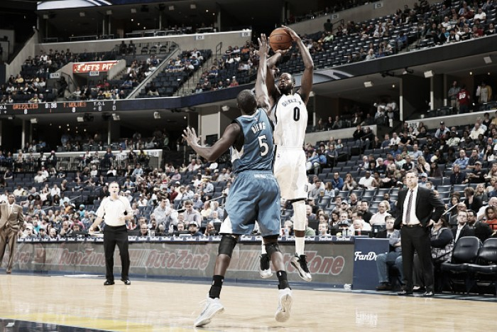 Minnesota Timberwolves open season on road against Memphis Grizzlies