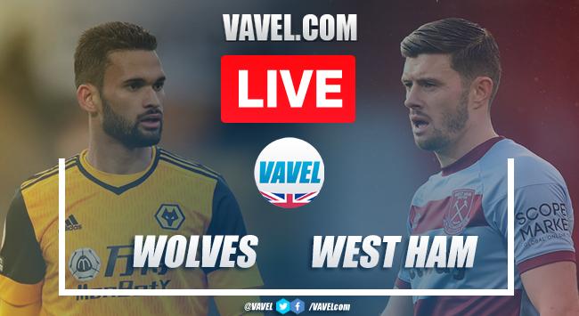As it happened: Wolverhampton Wanderers 2-3 West Ham United