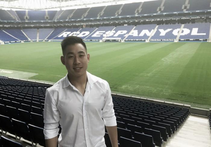 Danny Wong refuerza el ataque del Espanyol B