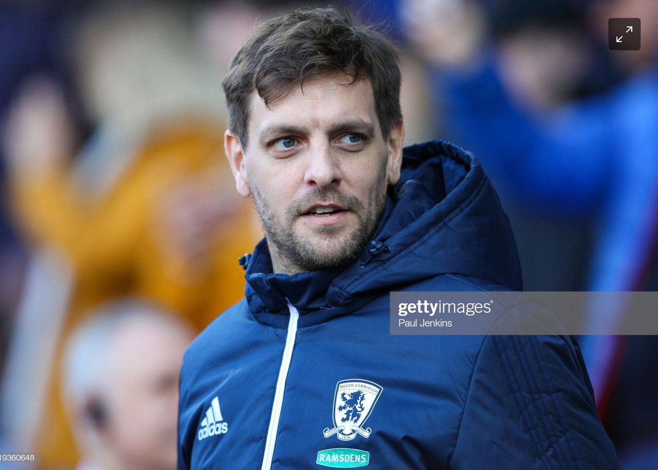 Middlesbrough confirm Jonathan Woodgate as manager