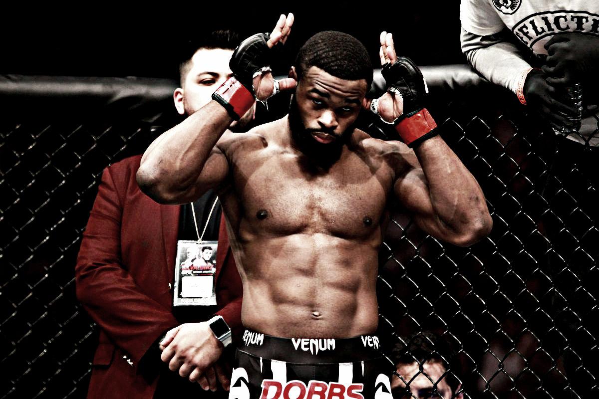 Cruces de palabras para posible pelea en UFC 235