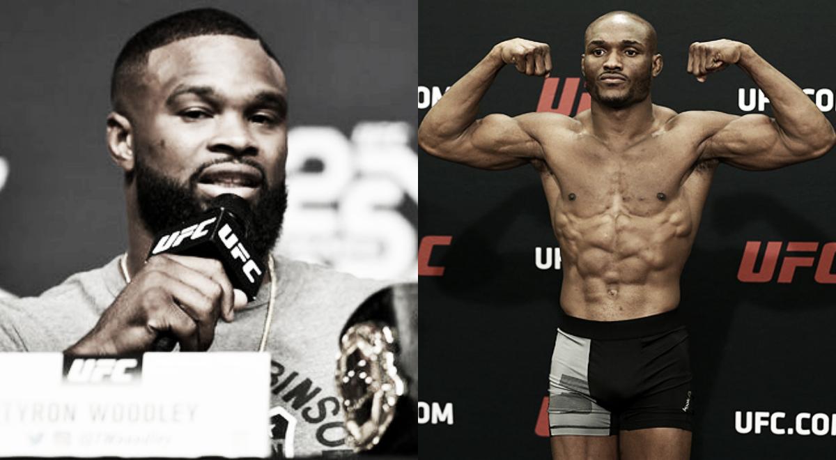 Woodley - Usman, cerca de concretarse para UFC 235