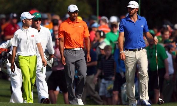 Augusta Masters, Tiger Woods si avvicina ma non morde