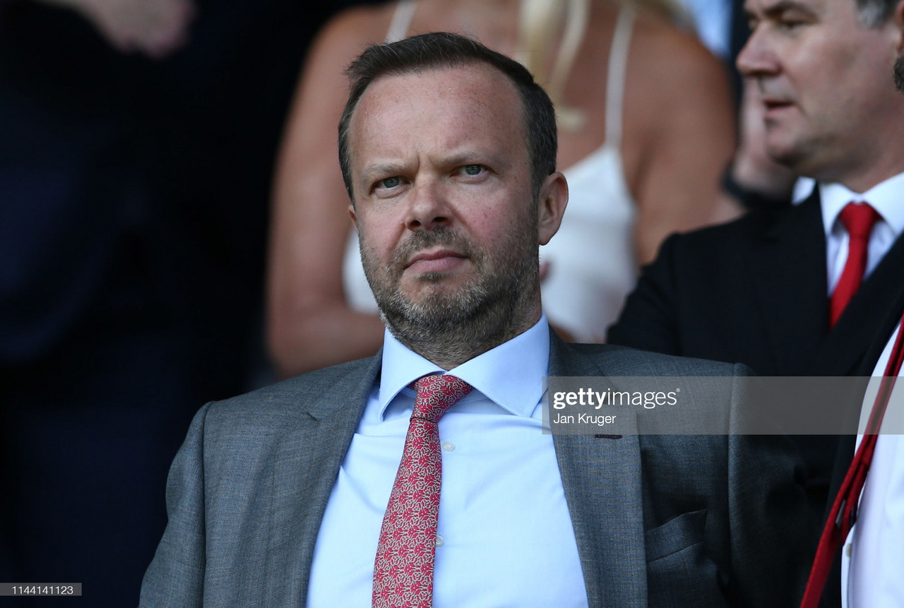 Ed Woodward quits as executive vice-chairman of Manchester United