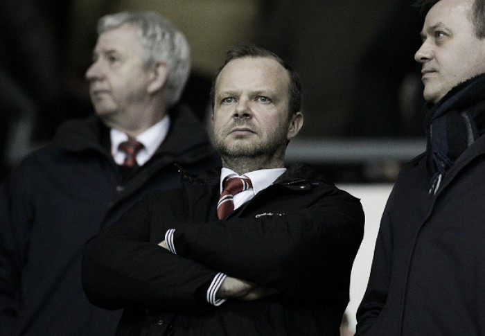 A fatal lack of direction at Manchester United from the very top as rivals storm ahead