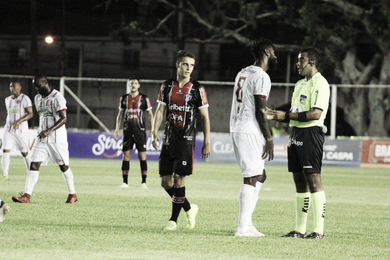 No dia de seu aniversário, Joinville fica no zero com Hercílio Luz e segue sem vencer no Catarinense