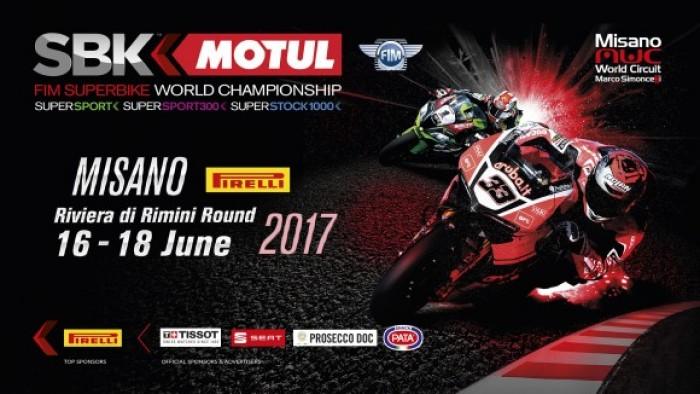 WSBK, Gran Premio Misano - Orari e presentazione