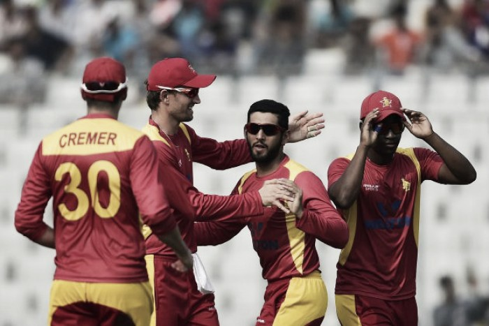 Zimbabwe see off Hong Kong in WT20 opener