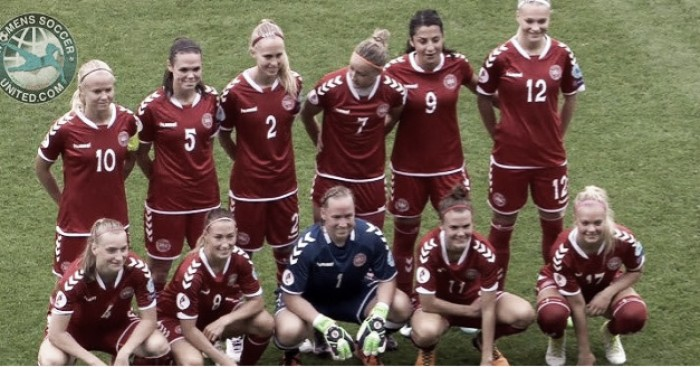buy popular d3ad1 6eac2 Denmark Women's National Team receives 4-year suspension ...