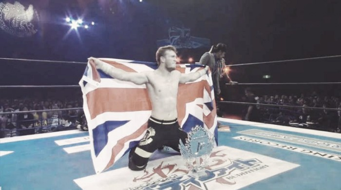 Will Ospreay - The super Junior