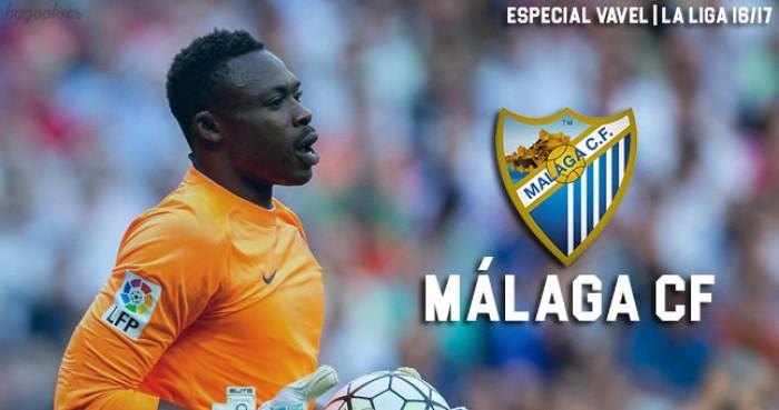 Especiais La Liga 2016/17 Málaga: sonho de vaga europeia é outra vez possível