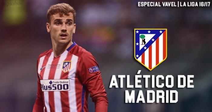 Especiais La Liga 2016/17 Atlético de Madrid: temporada de consolidação internacional