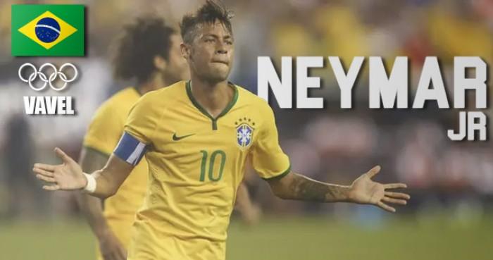 Rumo à Olimpíada: Neymar, atacante do Barcelona