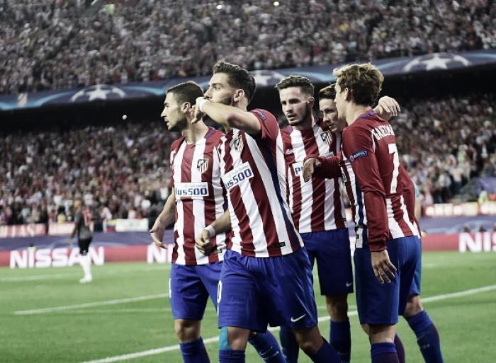 Atlético de Madrid bate Bayern de Munique e confirma liderança do Grupo D da UCL