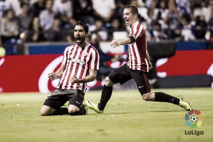 Raúl García marca um golaço, Bilbao segura pressão e vence Deportivo no Riazor