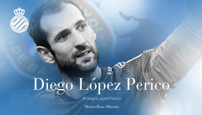 Espanyol oficializa contratação do goleiro Diego López, ex-Milan