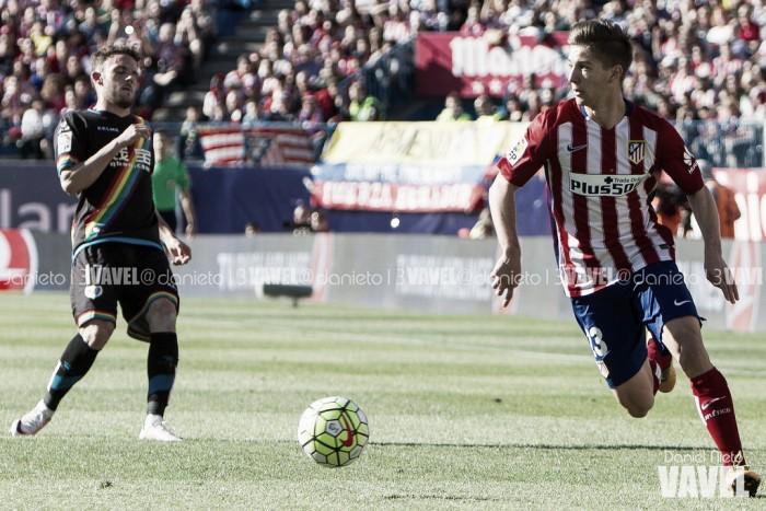 Com pouco espaço no Atlético de Madrid, argentino Luciano Vietto é emprestado ao Sevilla