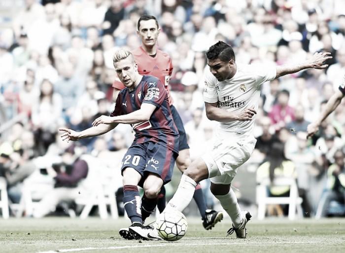 Ex-Eibar, meia Keko acerta com Málaga por três temporadas
