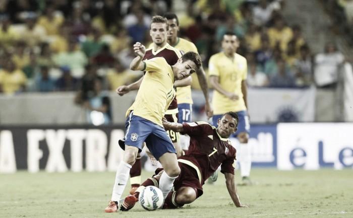Sem Neymar, Brasil visita Venezuela em busca da quarta vitória seguida nas Eliminatórias