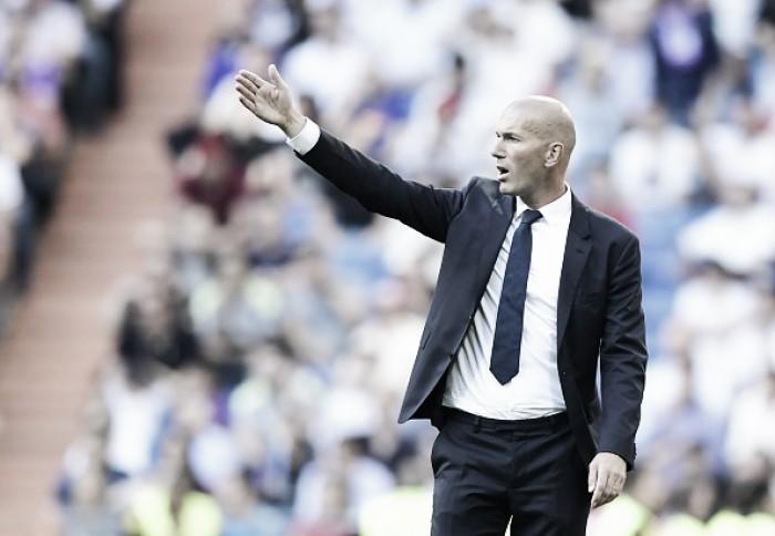 """Após novo tropeço, Zidane nega crise e afirma: """"Temos que trabalhar mais"""""""