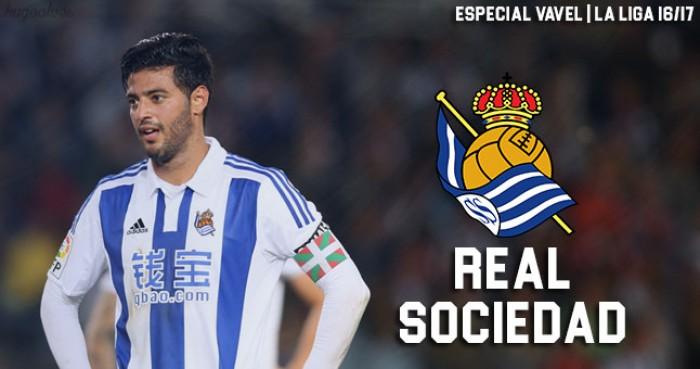 Especiais La Liga 2016/17 Real Sociedad: base mantida e busca de tempos melhores
