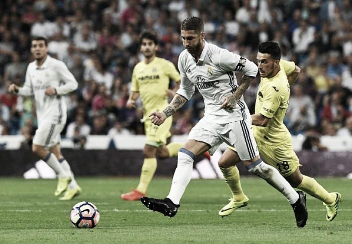 Real Madrid para em Sergio Asenjo e empata com Villarreal, mas segue líder