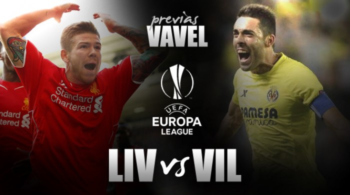 Liverpool e Villarreal se enfrentam por vaga na final da Uefa Europa League