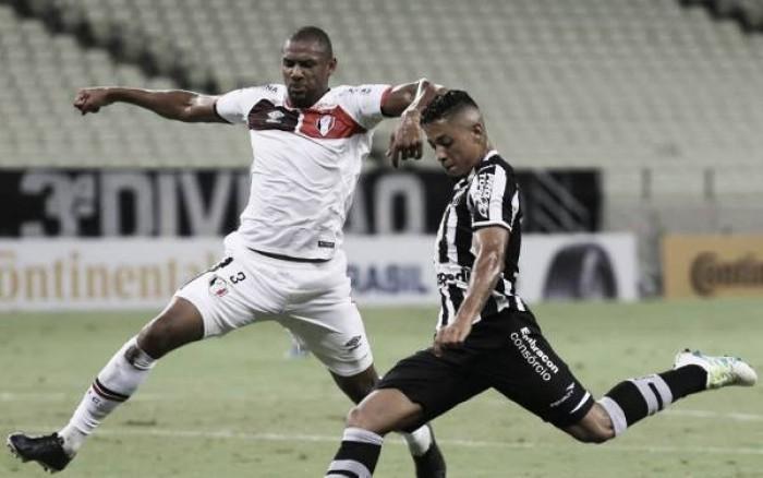 Ceará volta a vencer Joinville pelo placar mínimo e avança à terceira fase da Copa do Brasil