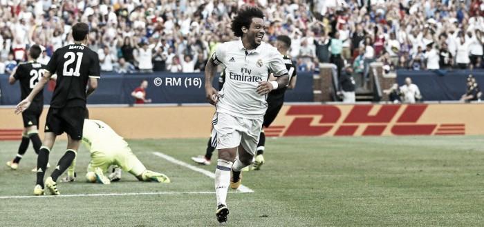 Real Madrid toma susto no fim, mas supera Chelsea com grande atuação de Marcelo