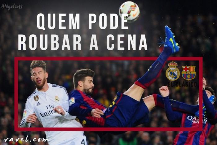 Rakitic e Modric: croatas podem roubar a cena no El Clásico