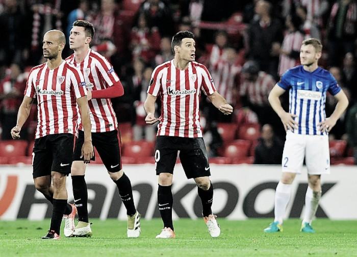 Na melhor noite da carreira, Aduriz marca cinco e Athletic Bilbao bate Genk em jogo alucinante